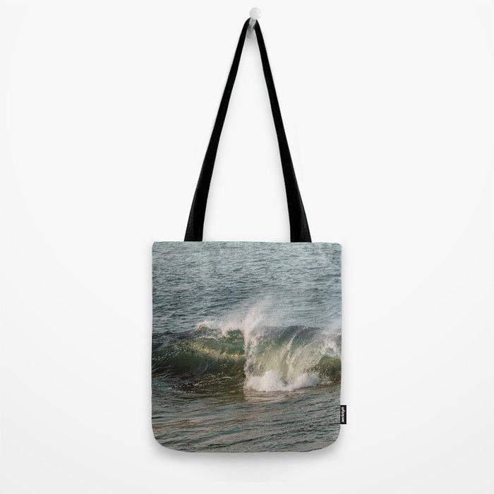 Wave at Bearskinneck Tote Bag
