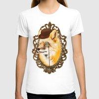 mr fox T-shirts featuring Mr Fox by mattdunne