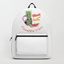 Music and Relax Backpack