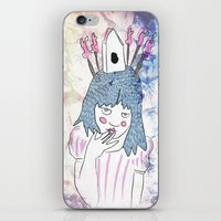 lolita iPhone & iPod Skins featuring LOLITA by BLANCA