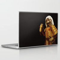 lannister Laptop & iPad Skins featuring Shogun by Horgon