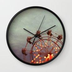 Starlight, Starbright  Wall Clock