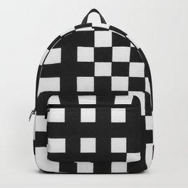 Interwoven Stripes Backpack