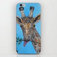 vegan iPhone & iPod Skins featuring VEGAN by RokinRonda