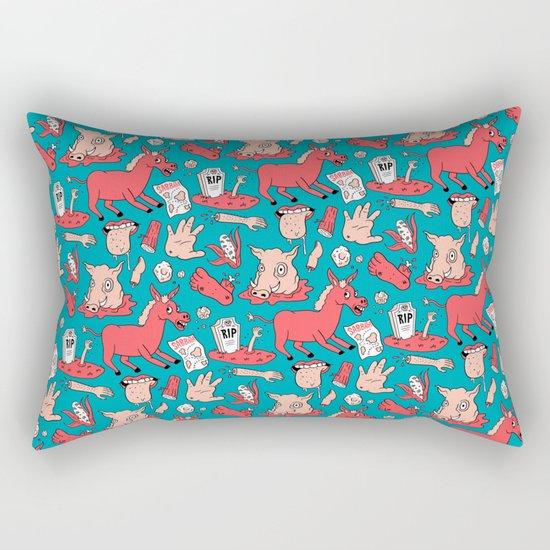 Metric System Day  Rectangular Pillow