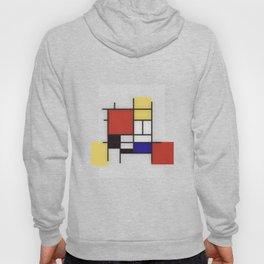 Piet Mondrian Hoody