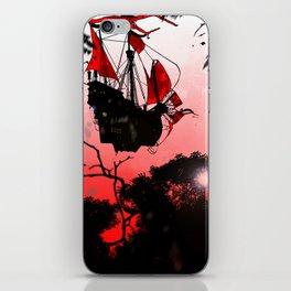 RED SAILS - GMB CHOMICHUK iPhone Skin