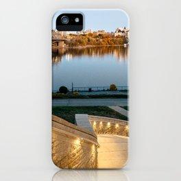 Sunset on Ottawa iPhone Case