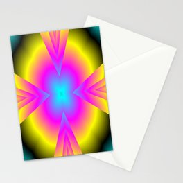 spectral colors Stationery Cards