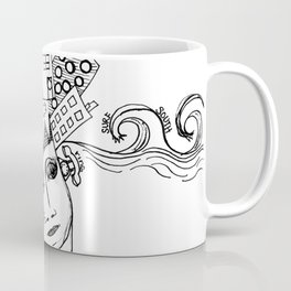 Landscape Escape GRRRL Coffee Mug