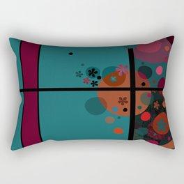 Wish, pattern Rectangular Pillow