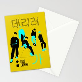 SHINee - Good Evening Stationery Cards