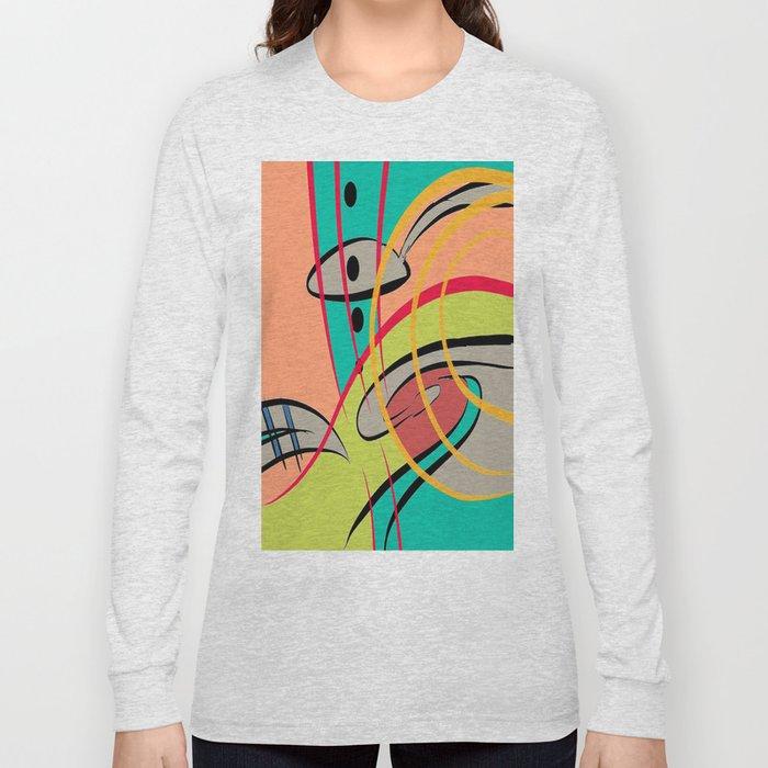 COLOR SPOON Long Sleeve T-shirt