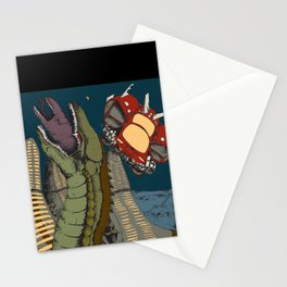 Encounter at Rigel 69 Stationery Cards