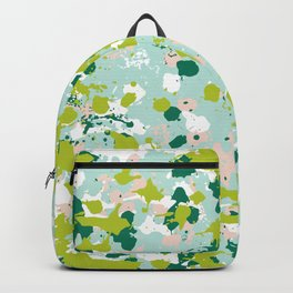 Freestyle Paint Spring Colors Backpack