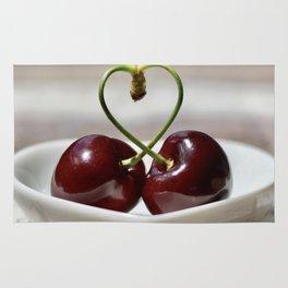 Cherry Rug