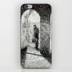 Fingerprint - Arcades iPhone & iPod Skin