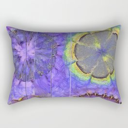 Resistability Woof Flower  ID:16165-105348-97381 Rectangular Pillow