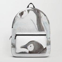 Penguin Love Backpack