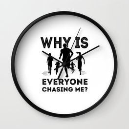 Why is everyone Wall Clock