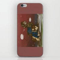 mlp iPhone & iPod Skins featuring Bilbo Baggins and Bard ponies MLP The Hobbit Crossover Parody by BlacksSideshow