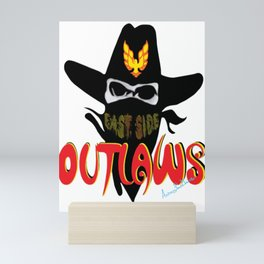 East-Side OUTLAWS - with my signature Mini Art Print