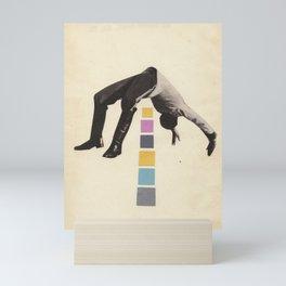 High Jump Mini Art Print