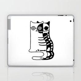 Schrodingers Cat – Quantum paradox Laptop & iPad Skin
