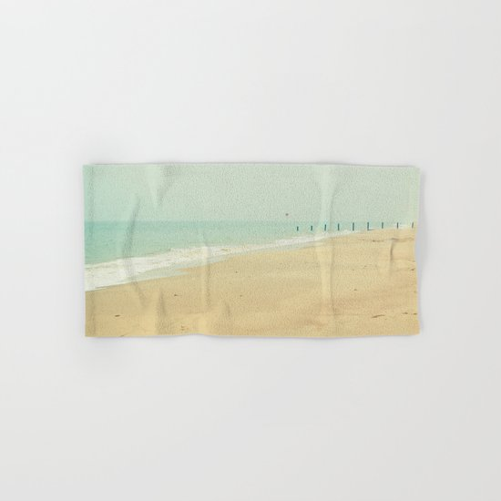 Sea Mist Hand & Bath Towel