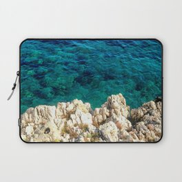 Saturday By The Sea Laptop Sleeve