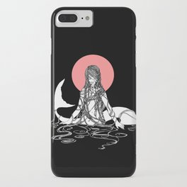 The Mermaid Emerges iPhone Case