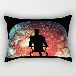 Illusive man ( Mass Effect ) Rectangular Pillow