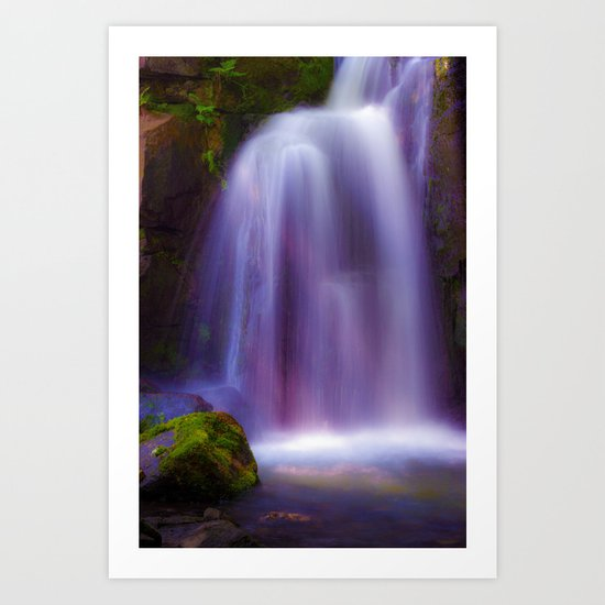 Glimpse of Magic Art Print