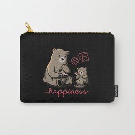 Happiness Sushi Carry-All Pouch