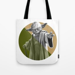 Yoda He Is Tote Bag
