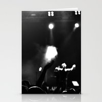 concert Stationery Cards featuring Concert by Adrián Peñalver
