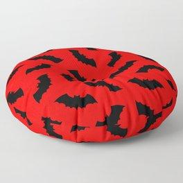 Vampire Bats Floor Pillow