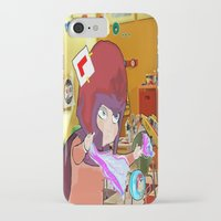 "magneto iPhone & iPod Cases featuring "" Mini Magneto "" by Funki monkey animation studio"