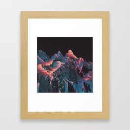 COSM Framed Art Print