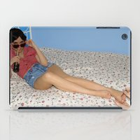 lolita iPad Cases featuring Lolita by lauraruiz