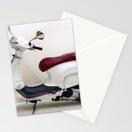 Vespa Motorbike Stationery Cards