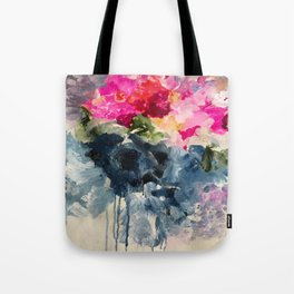 "jardin de paris ""detail b"" Tote Bag"