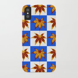 Patchwork Autumn iPhone Case