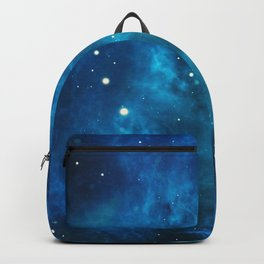 Galaxy sky space nebula stars universe cosmos Backpack