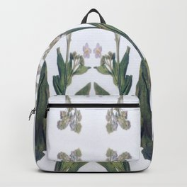Forget Me Nots Study Dos Backpack