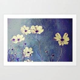 Autumnal Serenade Art Print