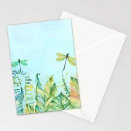 My Happy Place Garden Stationery Cards