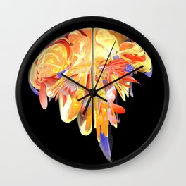 Two Faced Wall Clock