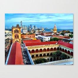 Cartagena, Colombia Canvas Print