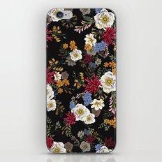 Flowerbomb iPhone & iPod Skin